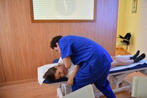 Clínica de Fisioterapia y Osteopatía en Jaén